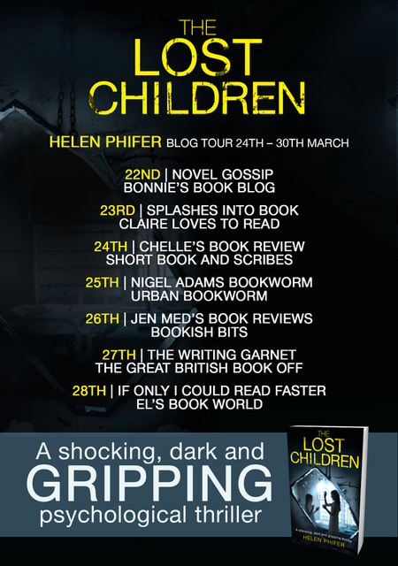 The Lost Childern - Blog Tour
